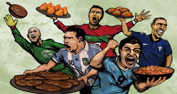 Поминайте пиром: готовим блюда стран, проигравших России на ЧМ-2018 по футболу