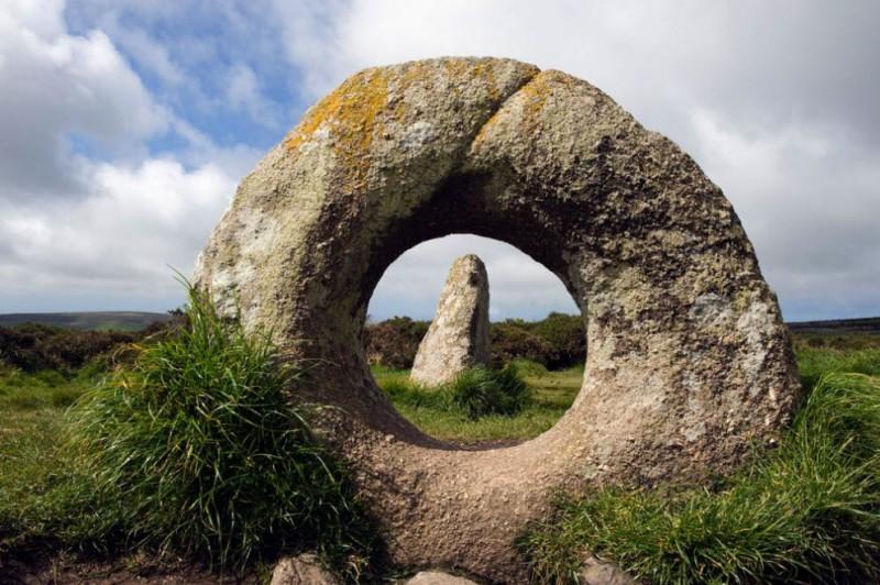 Английские камни древности