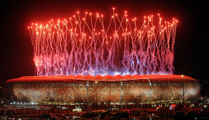 Чемпионат мира по футболу 2010 завершен