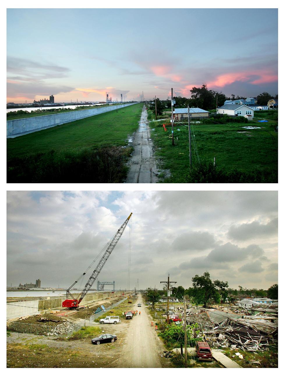 0429 Ураган Катрина   пять лет спустя