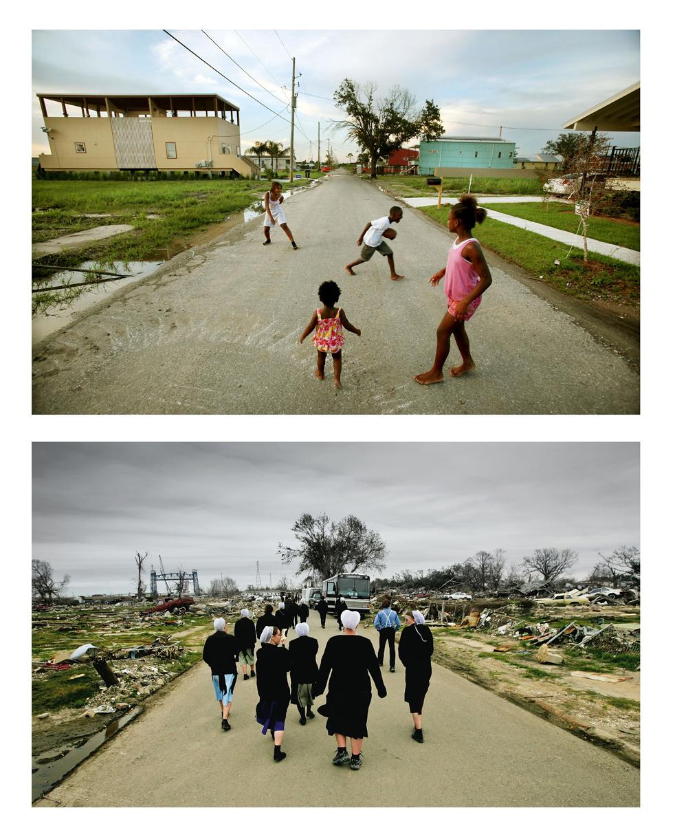 Ураган Катрина – пять лет спустя