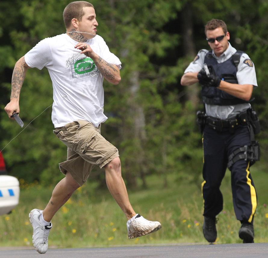 Канада канадская конная полиция