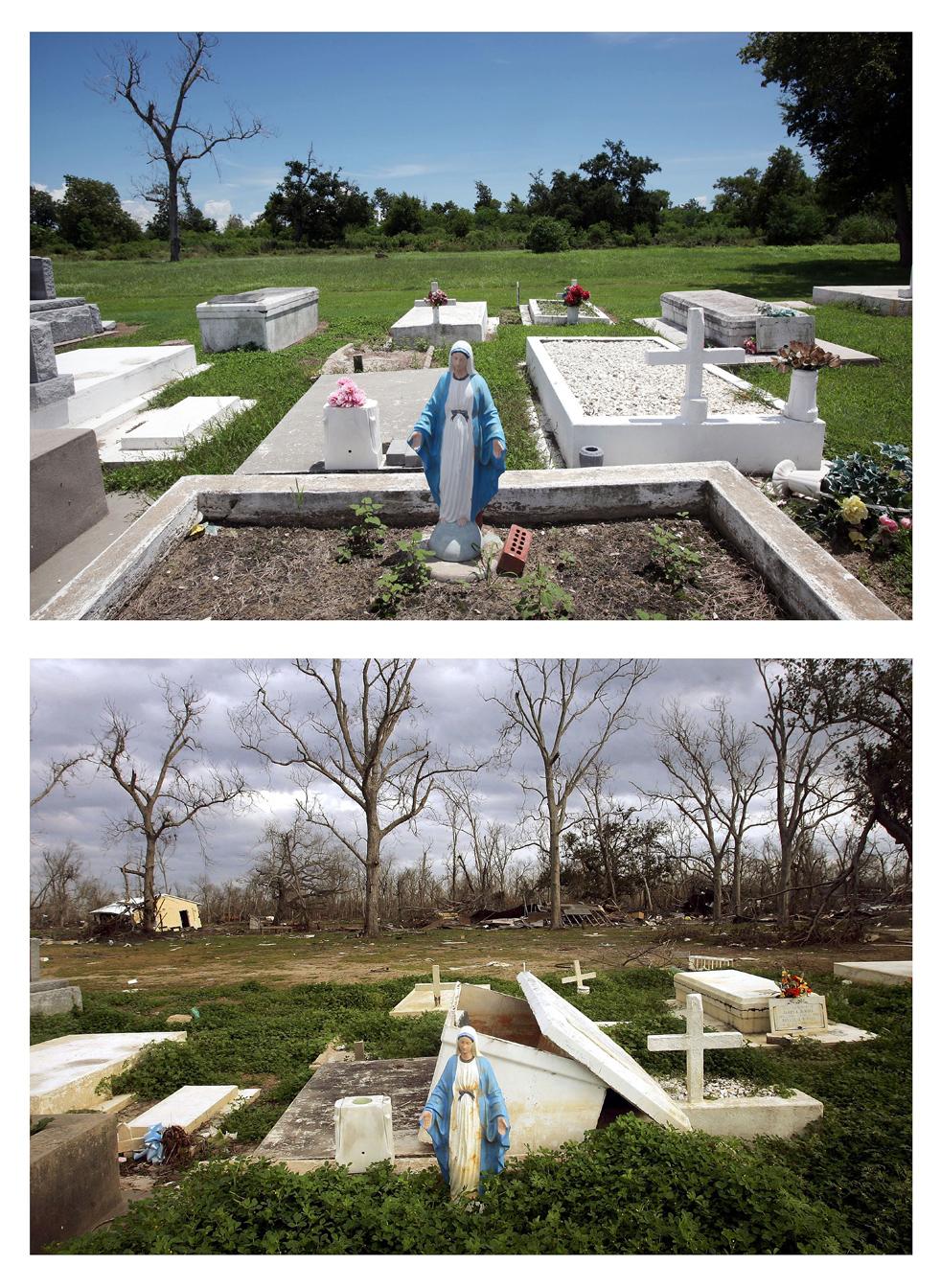 0725 Ураган Катрина   пять лет спустя