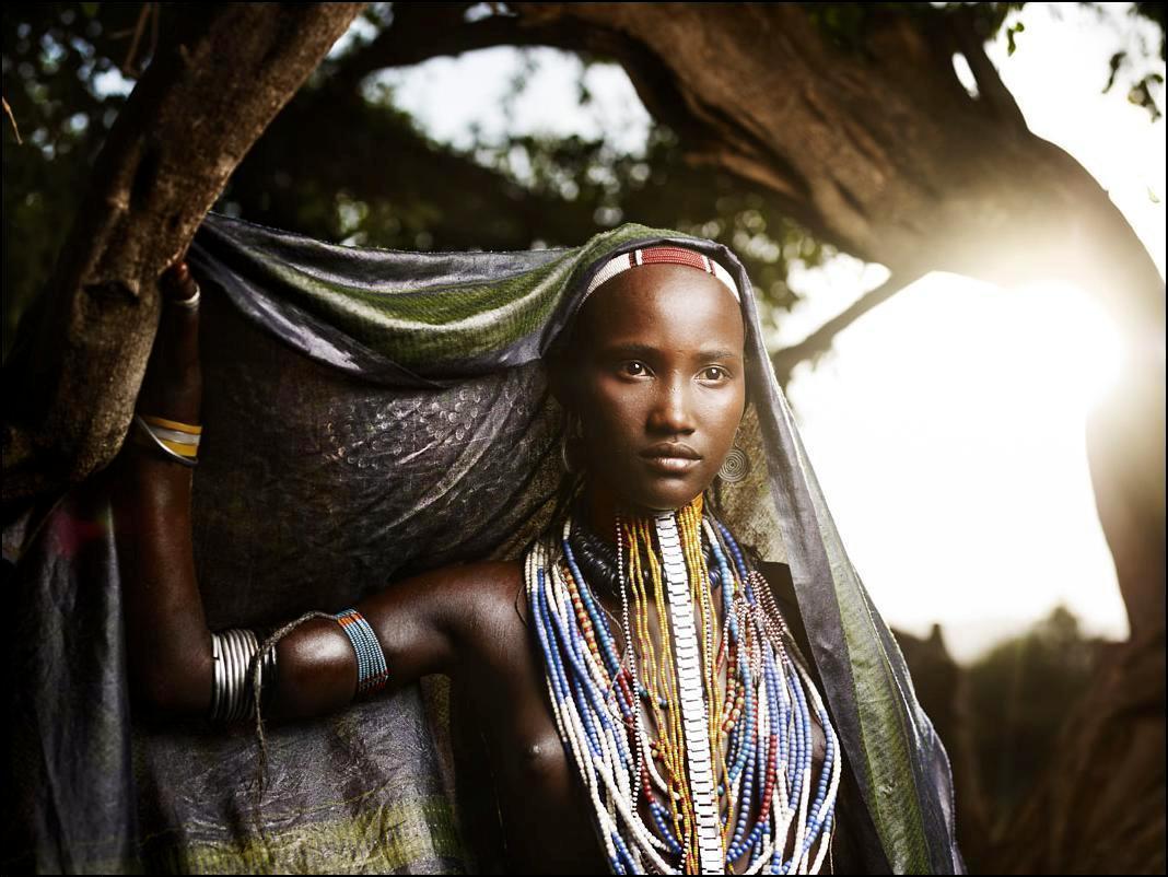 Племена долины Омо (Эфиопия)