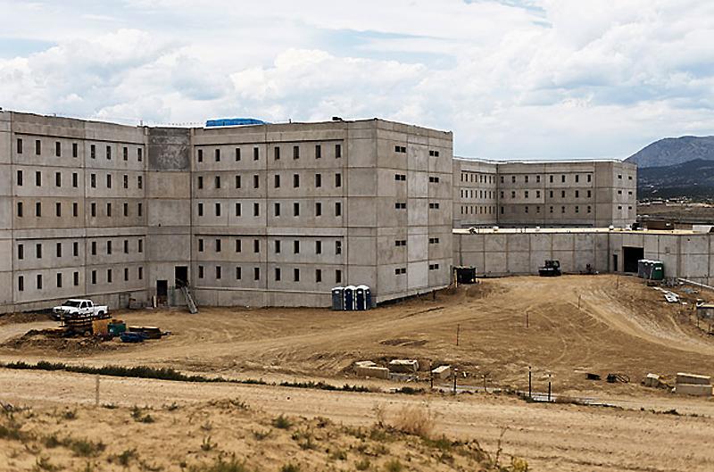 Добро пожаловать в Тюремную Долину