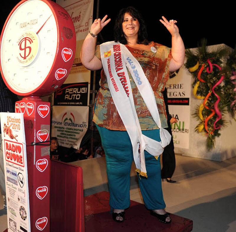 Мисс толстушка 2010
