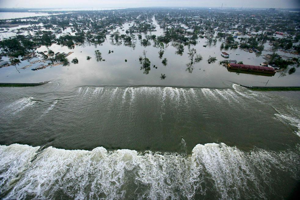 1579 Ураган Катрина   пять лет спустя