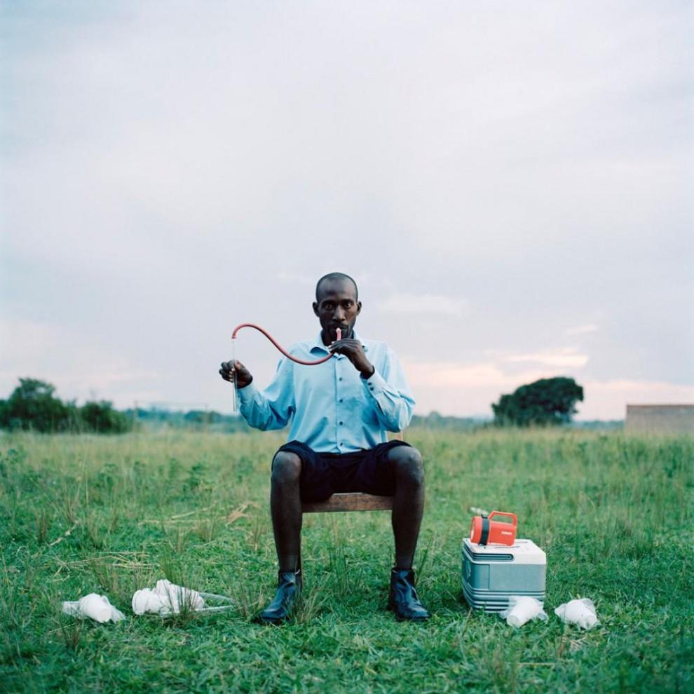 Фотограф Адам Нэдель сделал фотографии людей