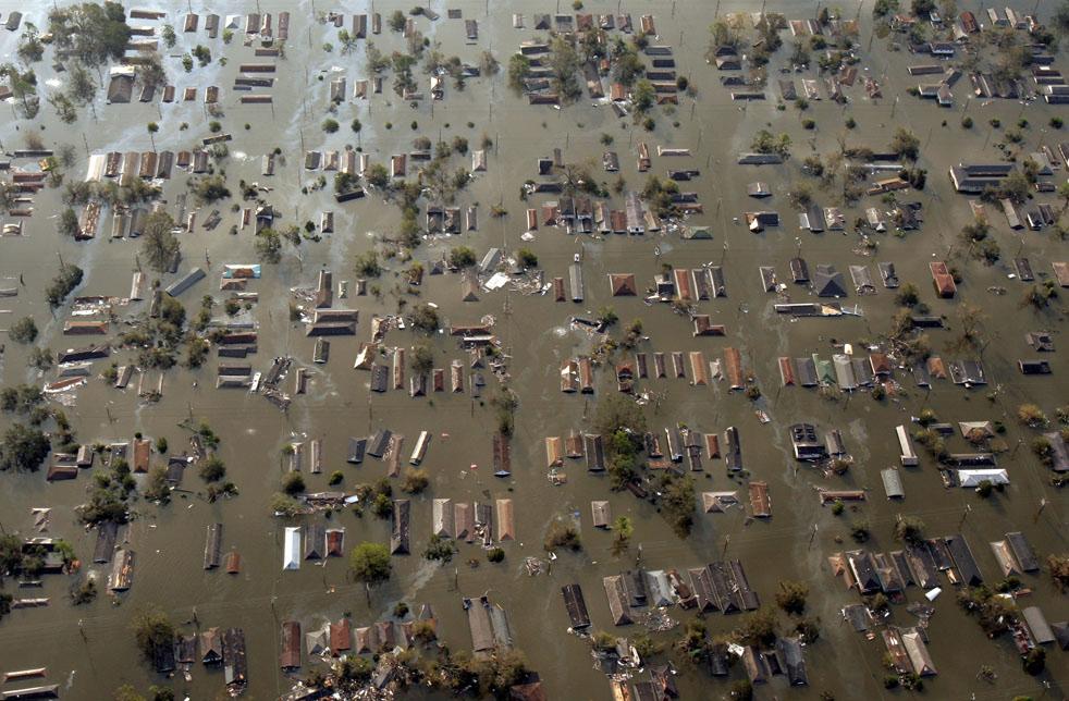 1671 Ураган Катрина   пять лет спустя