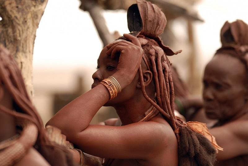 Люди Намибии