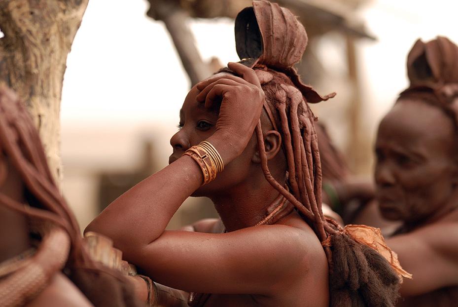 Марсианские хроники 2. О племенах Намибии