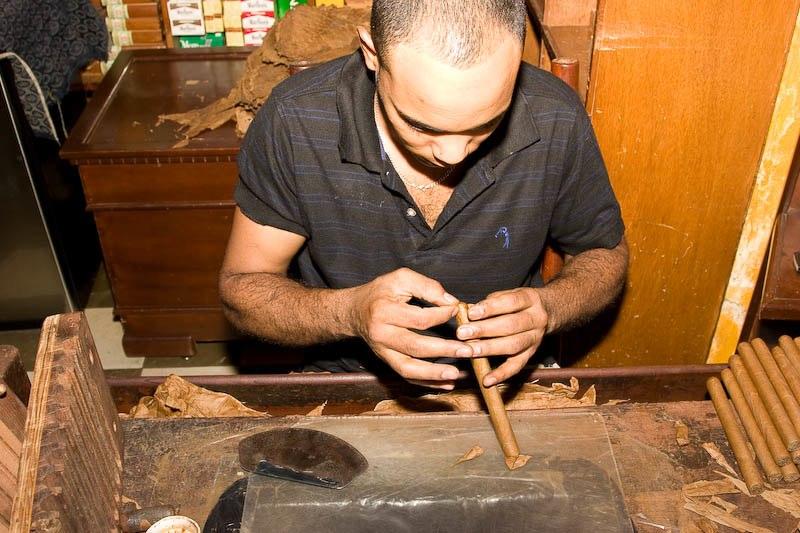 1846 Доминикана: как делают сигары