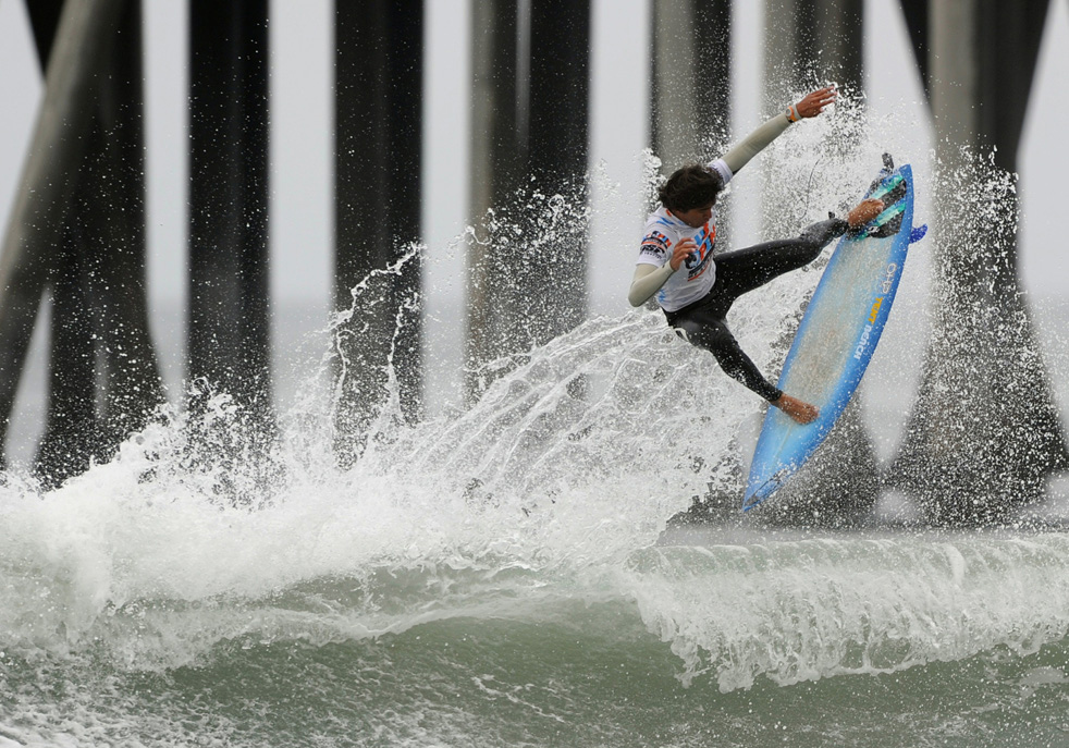 2010 U.S. Open Surfing