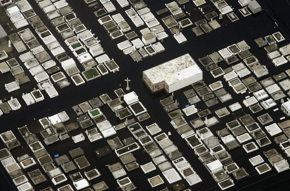 1947 Ураган Катрина   пять лет спустя