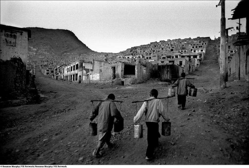 Afghanistan 1994 vs. 2010
