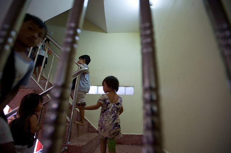 Детское сексуальное рабство