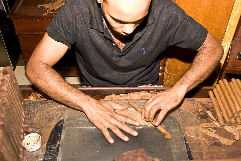 2234 Доминикана: как делают сигары