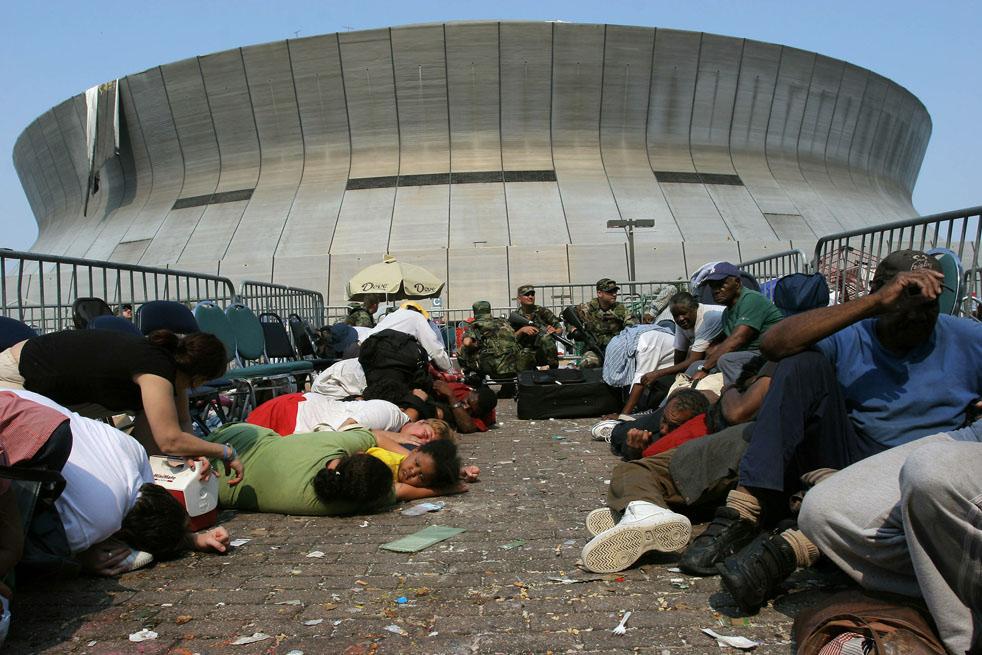 2244 Ураган Катрина   пять лет спустя