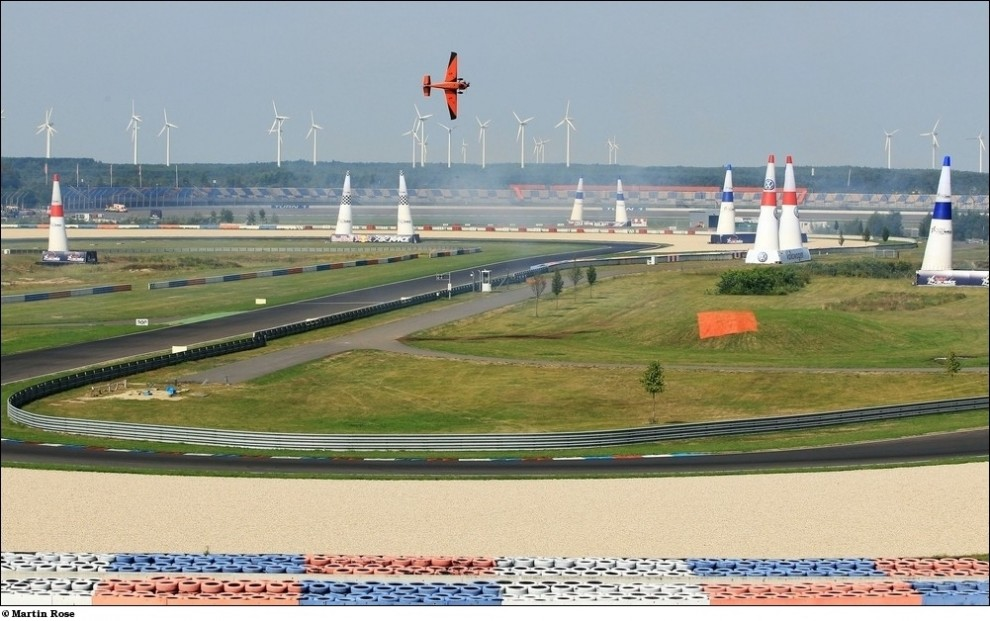 Red Bull Air Race At The Eurospeedway, Lausitz