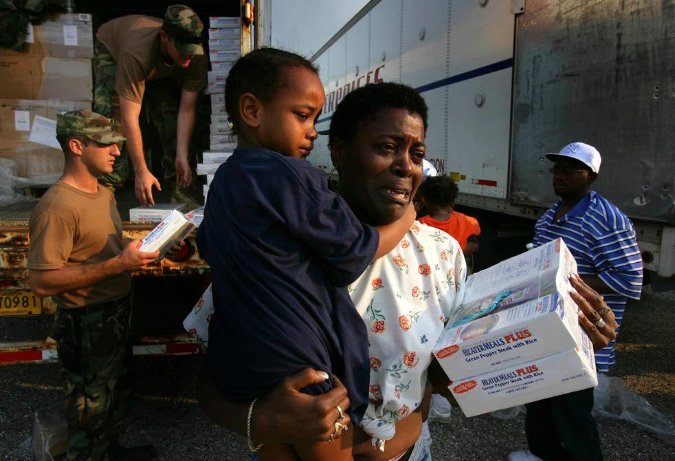 2436 Ураган Катрина   пять лет спустя