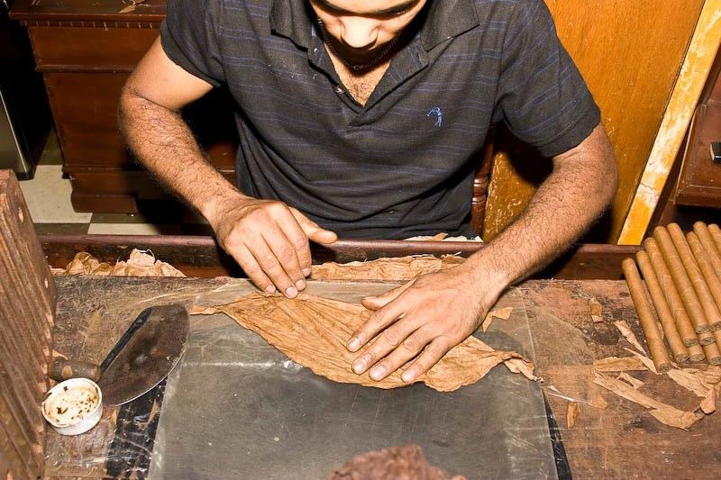2523 Доминикана: как делают сигары