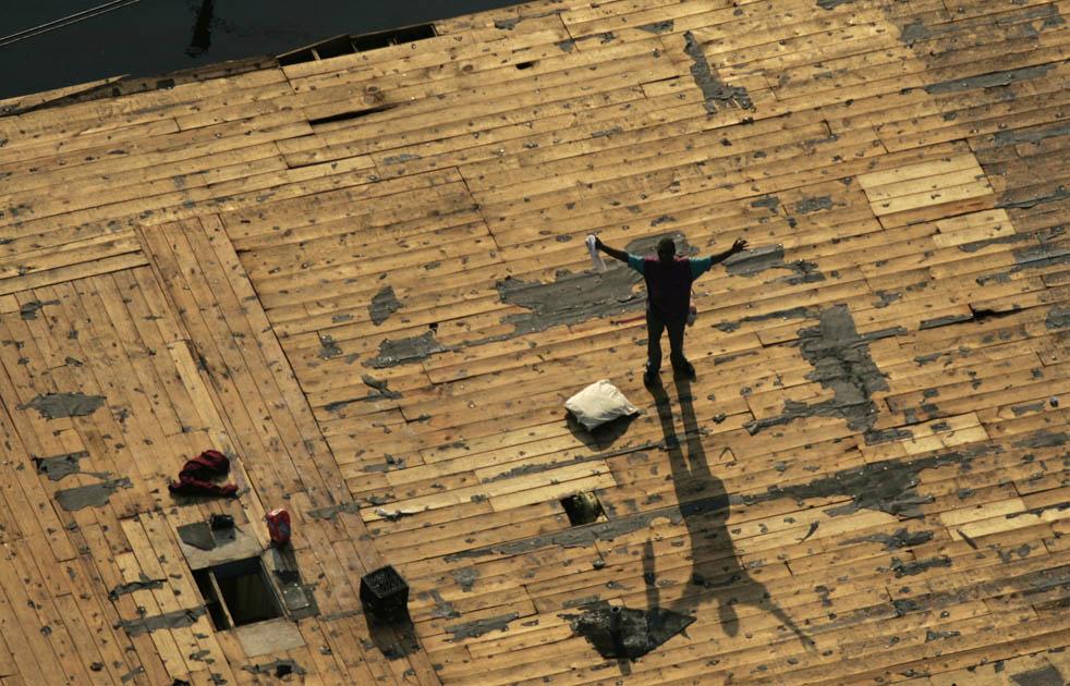 2628 Ураган Катрина   пять лет спустя