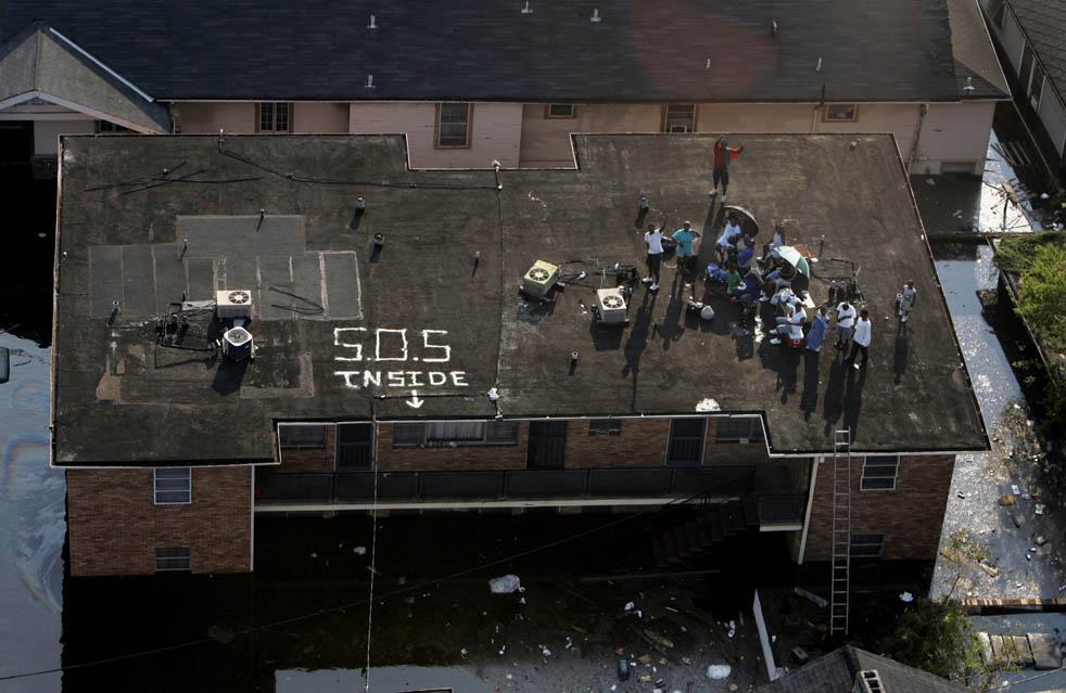 2727 Ураган Катрина   пять лет спустя