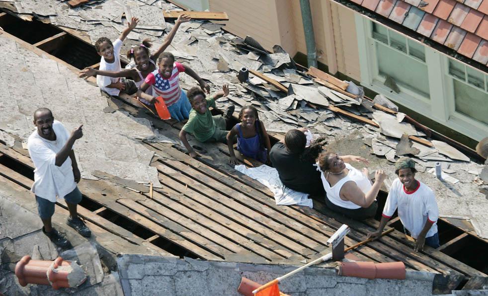 2824 Ураган Катрина   пять лет спустя