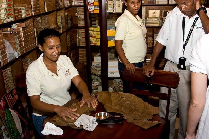 3515 Доминикана: как делают сигары