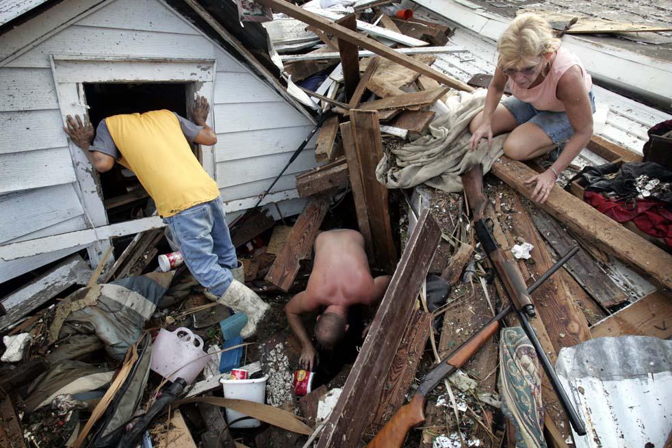 3520 Ураган Катрина   пять лет спустя