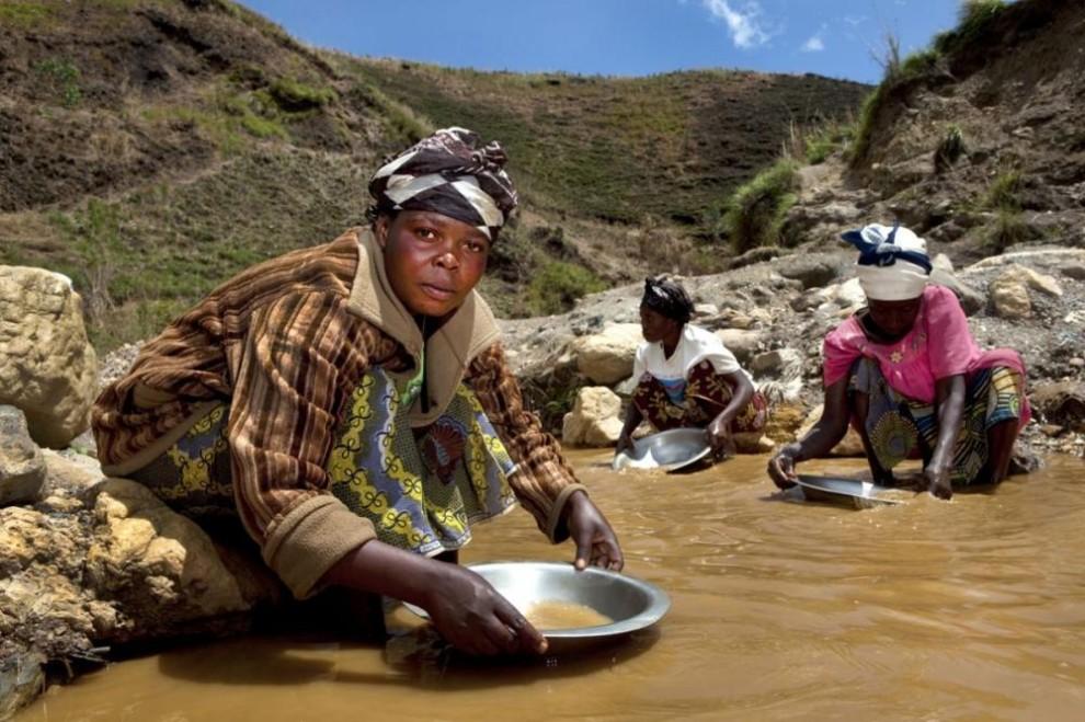 Только В Конго Работа подошла одной