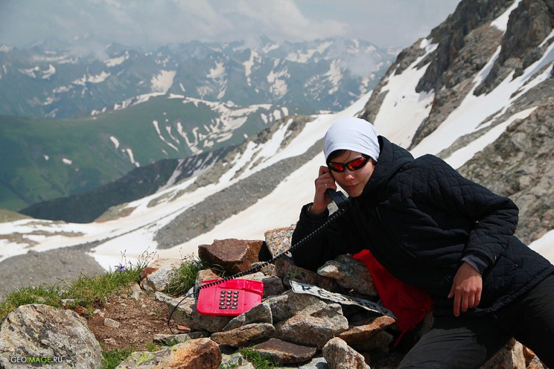 Поездка в Архыз на Северном Кавказе Часть 2