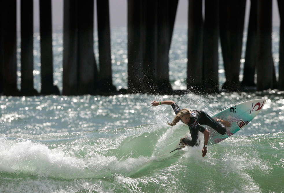 2010 U.S. Open Surfing