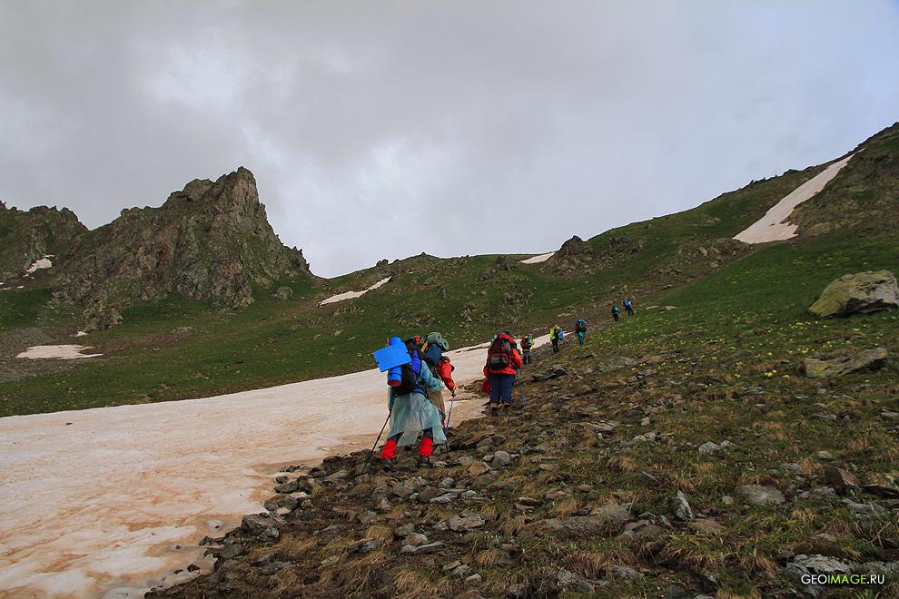 Поездка в Архыз на Северном Кавказе Часть 1