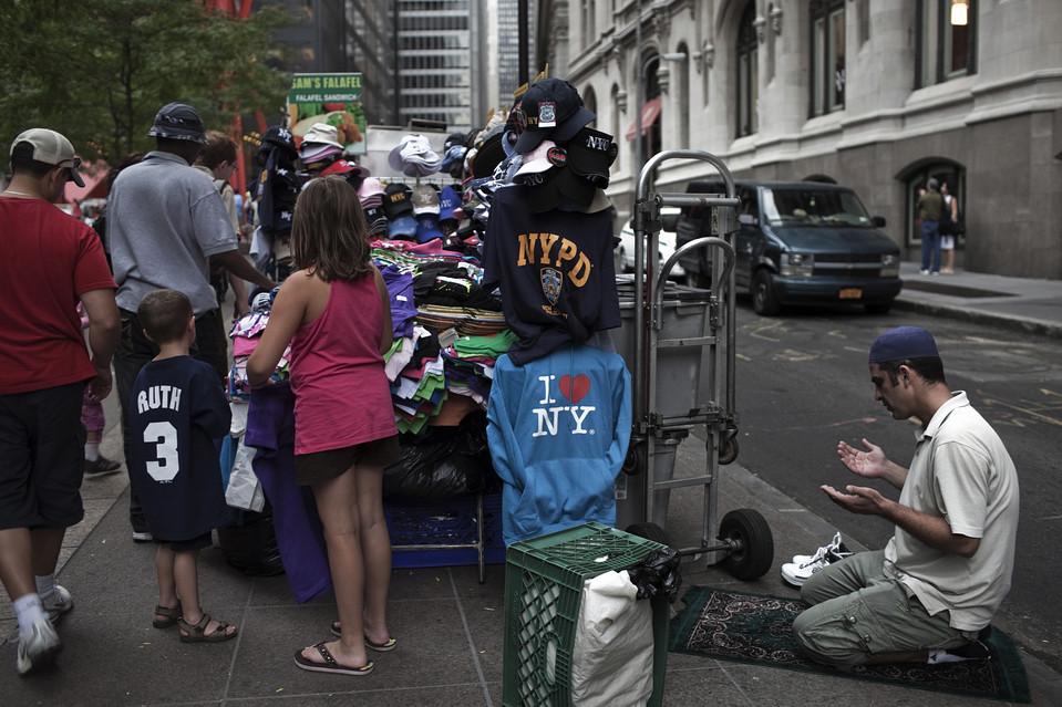 Dikkatsizlik Ramazan New York'ta