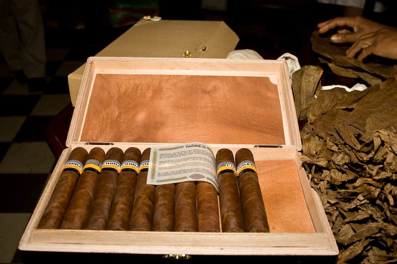 980 Доминикана: как делают сигары