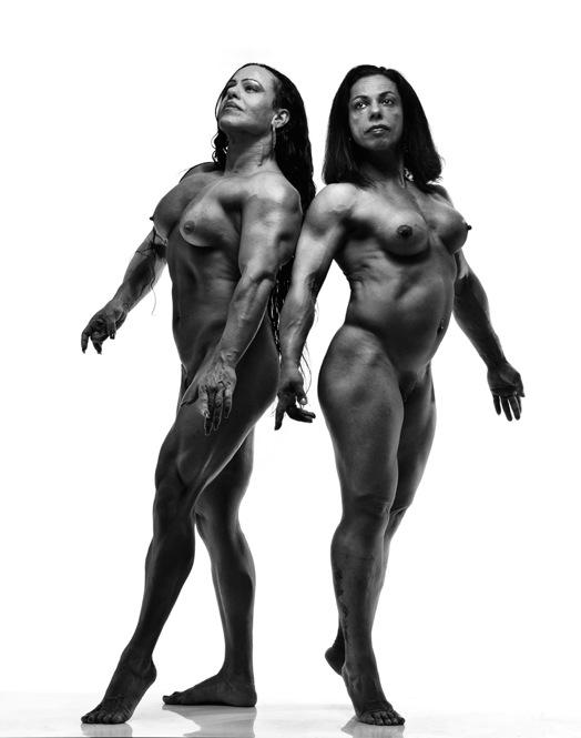 Fortia Femina15 Сильные женщины Андре Арруды