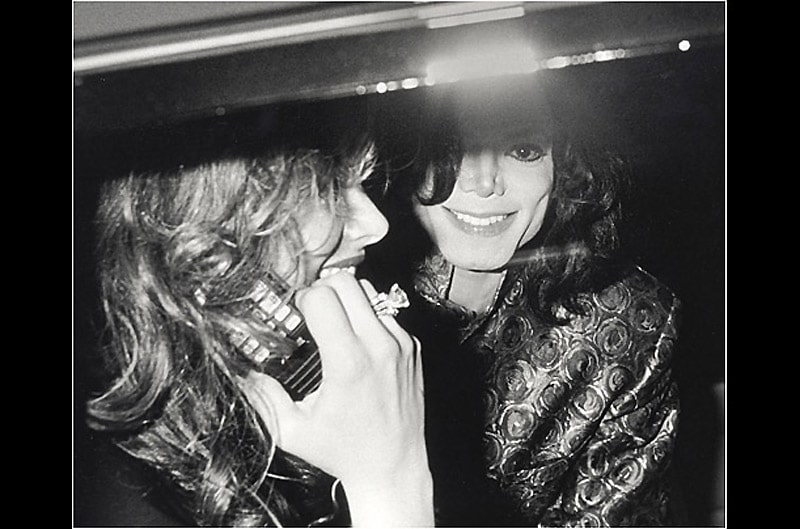 Michael jackson and brooke shields (photo by ron galella/wireimage)