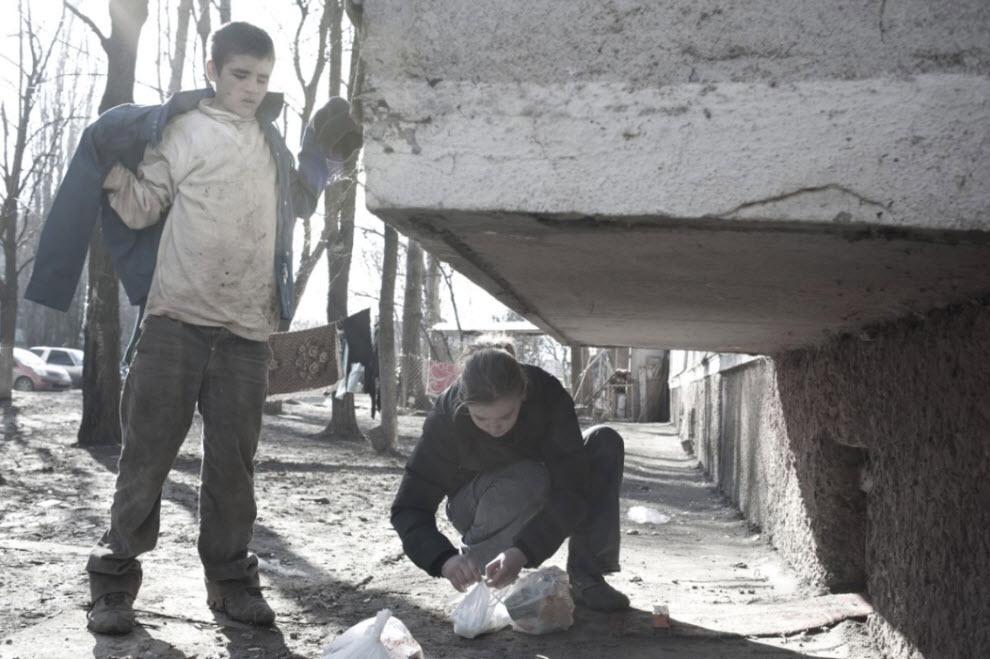homeless06 Украинские беспризорники