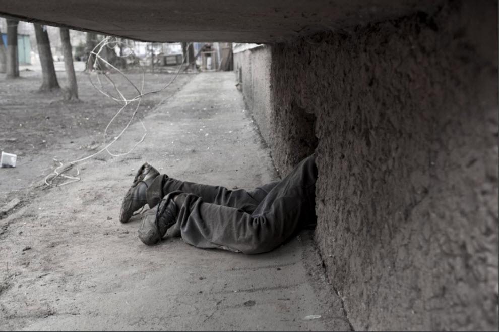 homeless07 Украинские беспризорники