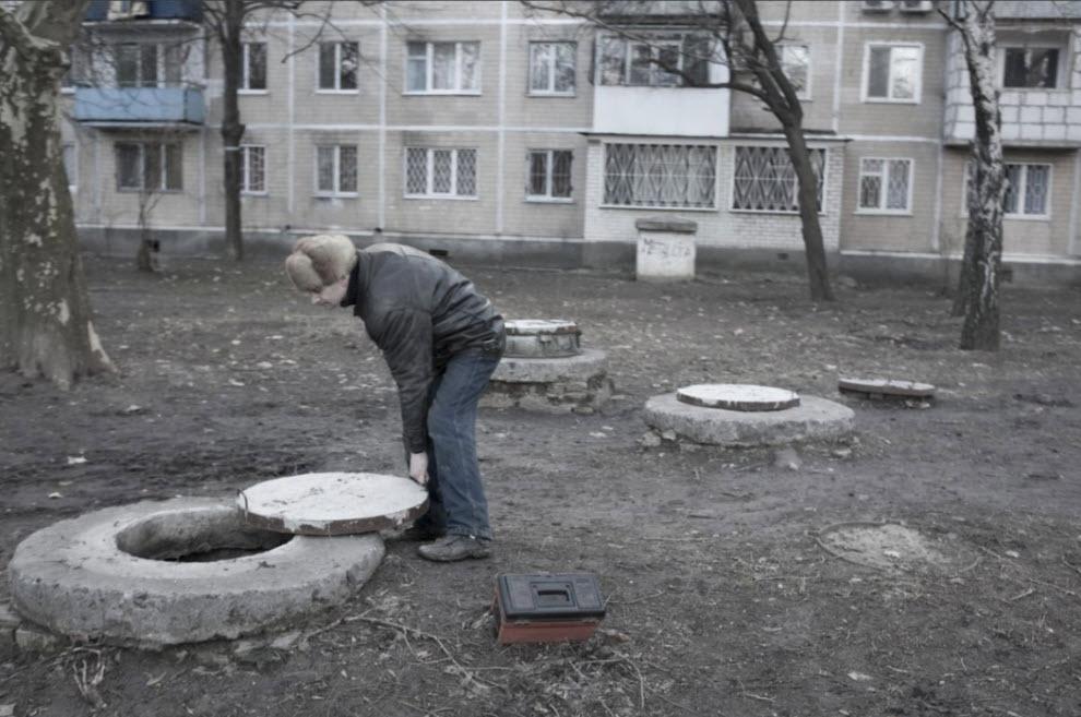 homeless08 Украинские беспризорники