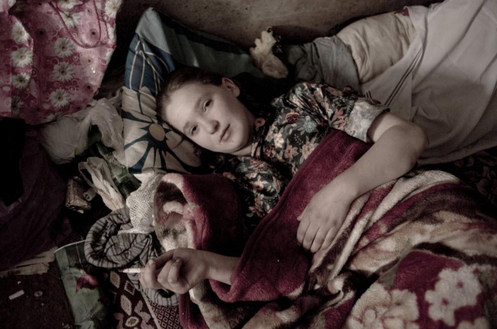 homeless21 Украинские беспризорники