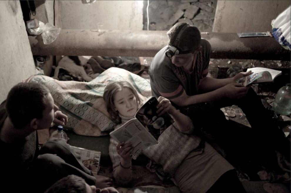 homeless24 Украинские беспризорники