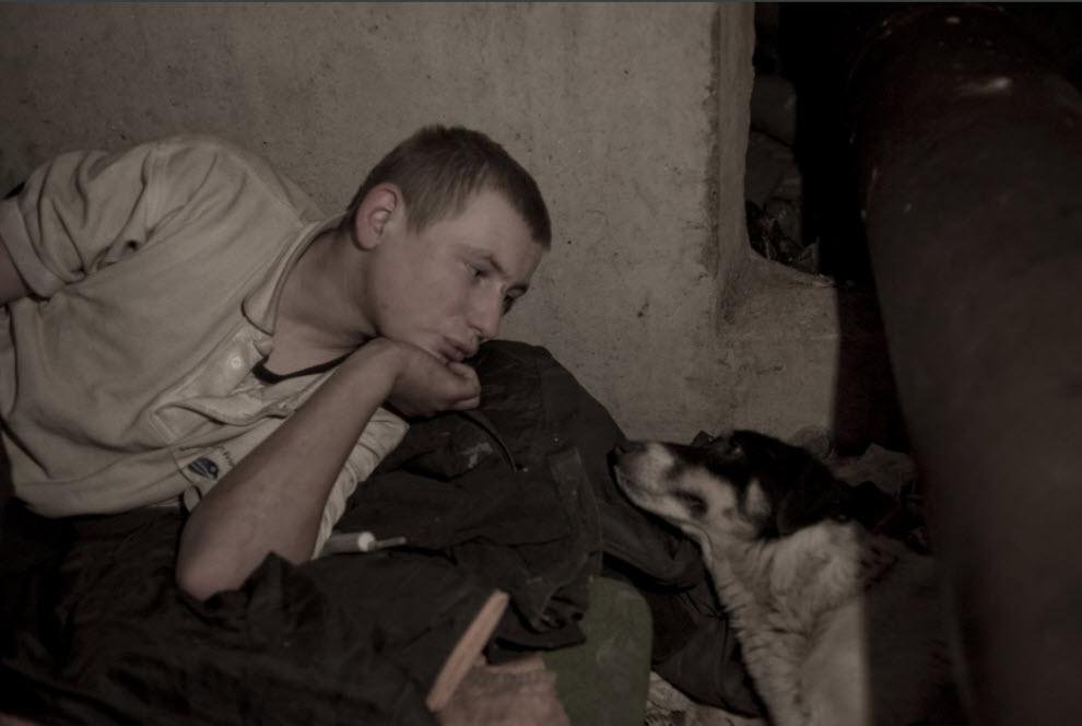 homeless25 Украинские беспризорники