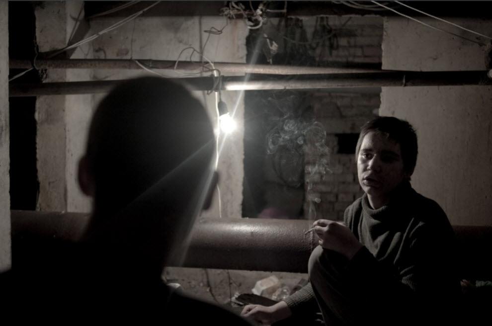 homeless27 Украинские беспризорники