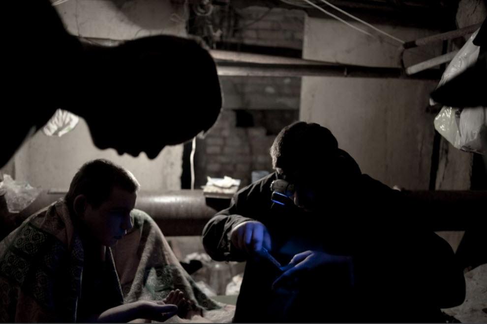 homeless28 Украинские беспризорники