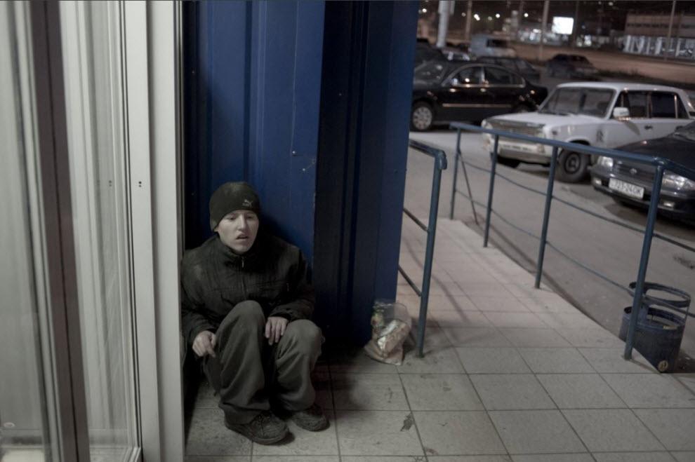 homeless30 Украинские беспризорники