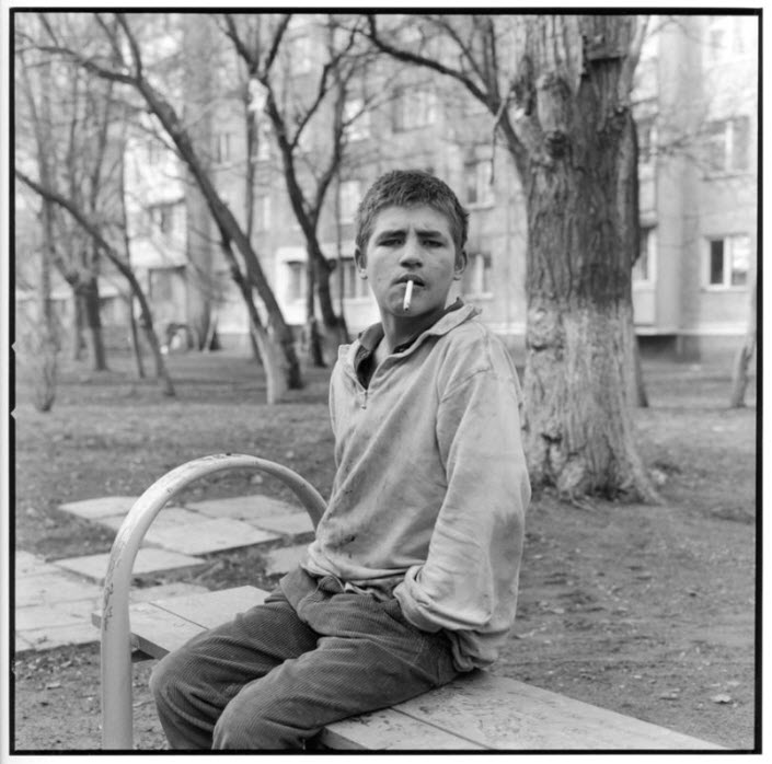 homeless36 Украинские беспризорники
