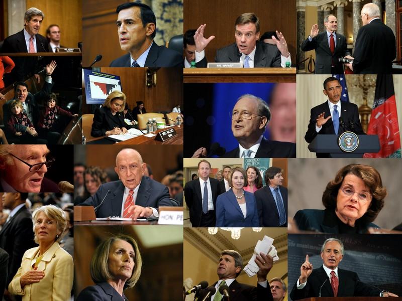 Мультимиллионеры Конгресса США