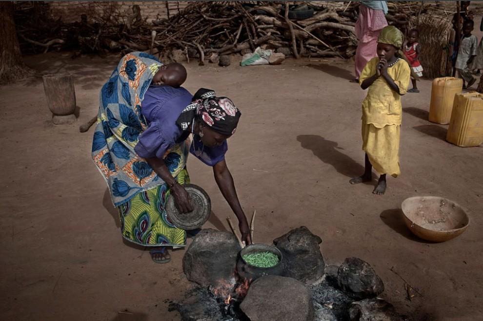 nigerfoodcrisis04 990x659 Продовольственный кризис в Нигере